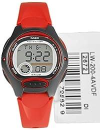 5ba1b961d240 Casio Collection Reloj digital para niños Duración de la pila de 10 años