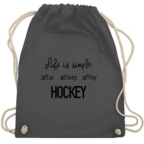Eishockey - Life is simple Hocke...