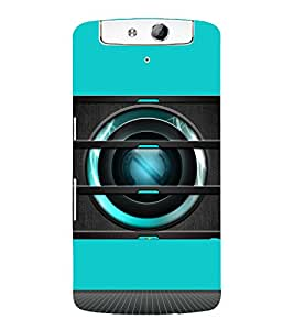 EPICCASE Spy Camera Mobile Back Case Cover For OPPO N1 (Designer Case)