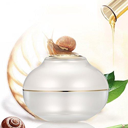 Y.F.M. Schneckencreme, Snail Repair Perfect Cream Intensive Anti Falten Feuchtigkeitscreme mit Schneckenschleim in reinster Form Gesichtspflege Hautpflege für gestresste Gesichtshaut