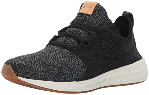 New Balance Mcruzv1, Scarpe Running Uomo Black/Sea Salt