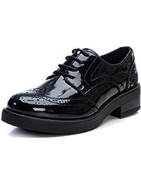 XTI - Zapato para Mujer - Cierre con Cordones
