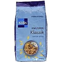 Kölln Müsli Knusper Klassik, 2 kg