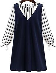 Good dress Stripe Robe