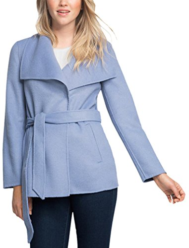 ESPRIT Collection 076EO1G010, Giacca Donna, Blu (BLUE LAVENDER), 40