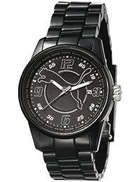 Puma Herren-Armbanduhr XL Analog Plastik PU910632002