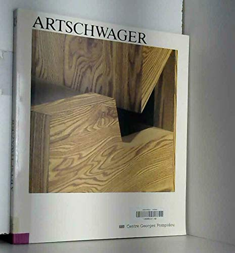 Richard artschwager par Collectif. Catalogue d'exposition (Musée National d'art moderne-Galeries contemporaines)