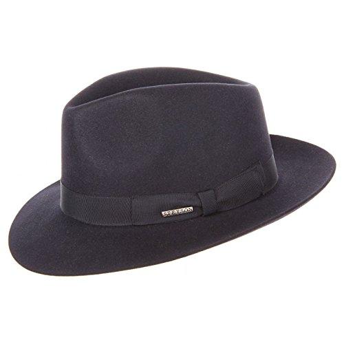 chapeau-penn-bogart-stetson-chapeau-de-feutre-chapeau-a-revers-58-cm-bleu