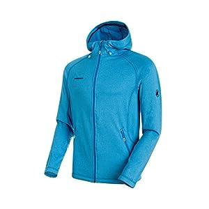 41GNTARXZFL. SS300  - Mammut Runbold Midlayer Men's Jacket with Hood, Men, 1010-23220