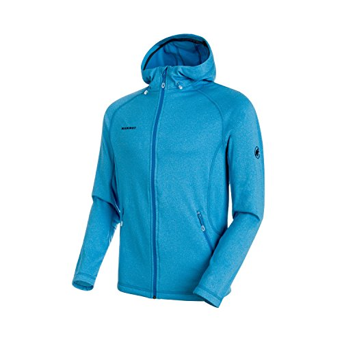 41GNTARXZFL. SS500  - Mammut Runbold Midlayer Men's Jacket with Hood, Men, 1010-23220