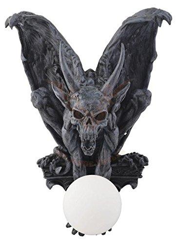 Teufel Wandlampe - Gargoyle Lampe Gothic Wandleuchte - Gothic Gargoyle