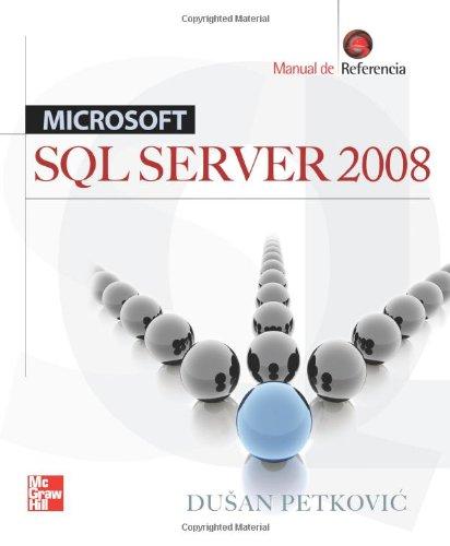 Sql Server 2008 Manual de Refe