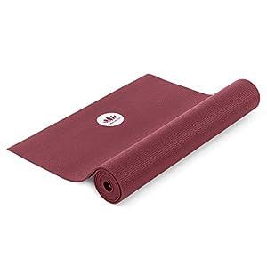 Lotuscrafts Yogamatte Mudra Studio XL [5mm Dicke] – Hautfreundlich & Schadstoffgeprüft – für Anfänger und Fortgeschrittene – Profi Matte für Yoga, Pilates, Sport und Training