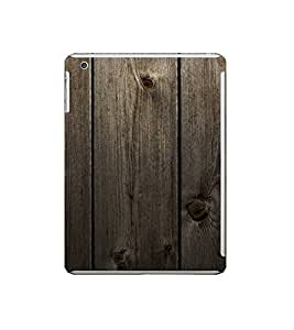 Fuson Designer Back Case Cover for Apple iPad Mini 4 :: Apple iPad Mini 4 Wi-Fi + Cellular (3G/LTE); Apple iPad Mini 4 Wi-Fi (Wi-Fi, W/o GPS) (Wooden Woody Door Strong Brown)