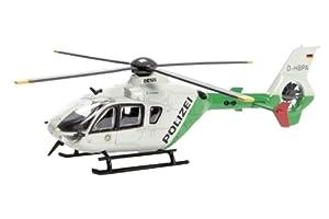 Dickie-Schuco 452588800 Eurocopter EC 135 - Helicóptero de la policía bávara a Escala 1:87