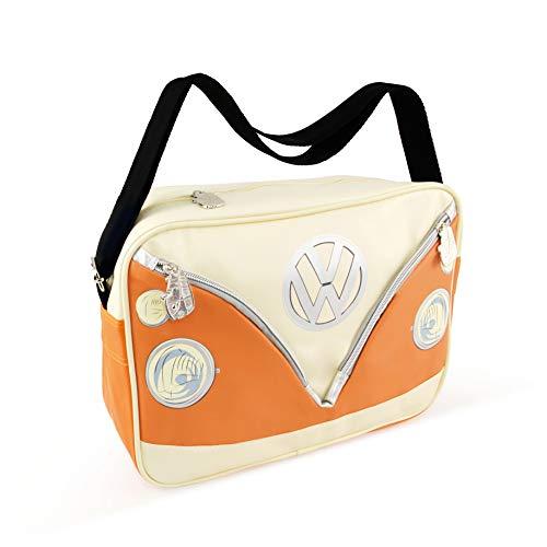 VW Collection by BRISA - Bolso bandolera Naranja naranja 25x35x10 cm