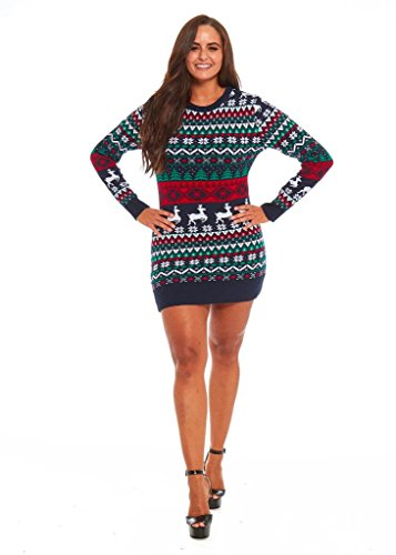 LOOKS FUNNY -  Maglione  - Donna Elk