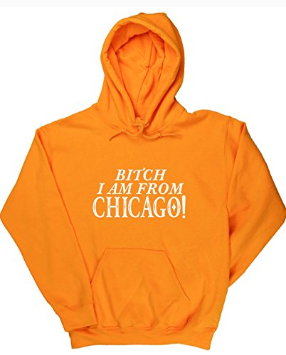 hippowarehouse-bitch-i-am-from-chicago-unisex-hoodie-hooded-top