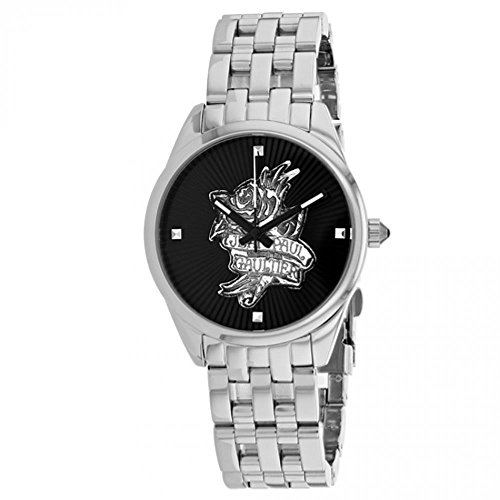 Jean Paul Gaultier Navy Tatoo Reloj de mujer cuarzo 37mm 8502407