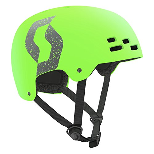 Scott Jibe Dirt Helm Schale grün 2019: Größe: S (51-55cm)