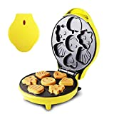 Best waffle Irons - Danniers Máquina para Hacer gofres Iron I Snack Review