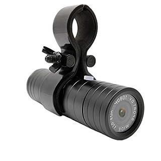 Ablebro Shotgun Camera,Airsoft Cam Action Video Camcorder For Hunting 1080P Waterproof Barrel Bullet DV