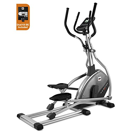 BH Fitness TFC19 DUAL + DUAL KIT WG855. 49 lbs rotating mass. 19
