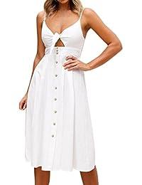 25f537d44a09 Amazon.it  vestiti donna eleganti da cerimonia lunghi  Abbigliamento