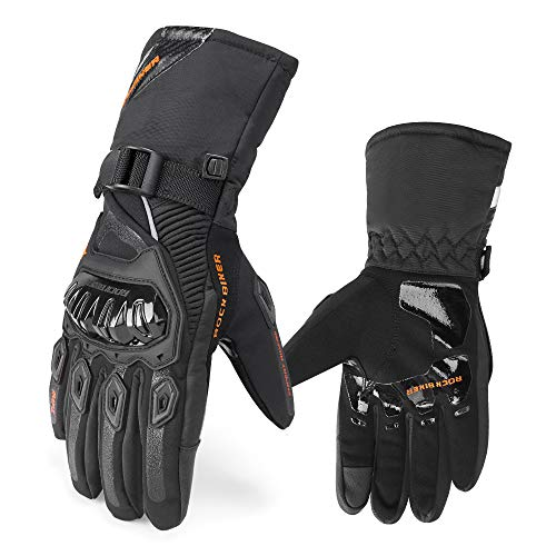 Guantes Moto Invierno Hombre Mujer Impermeables