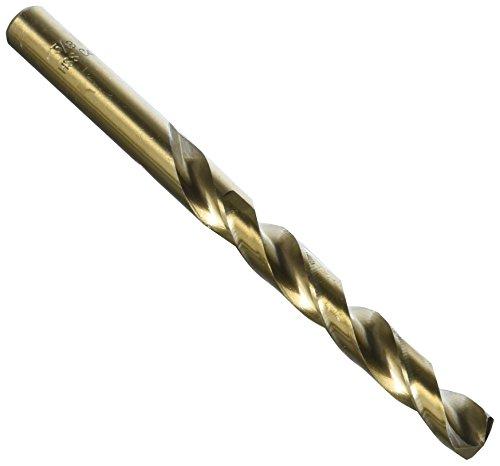 TEMO 12er 3/8 Zoll Cobalt 135-Grad-Jobber Drill Bit 10 Zoll Länge -