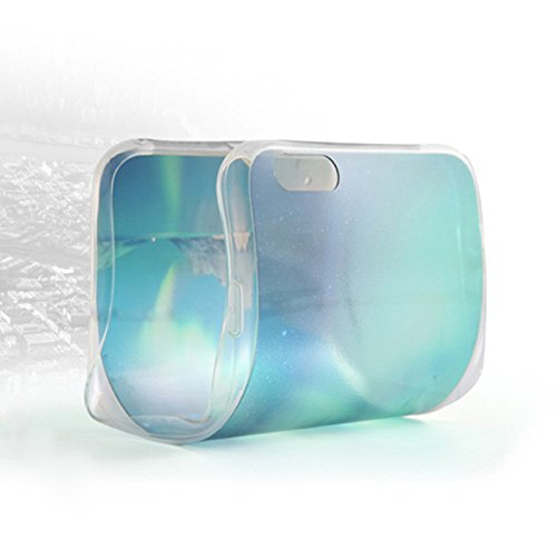 Christmas Hülle iPhone 6 / iPhone 6s 4.7 inch LifeePro Weihnachts Cover Ultra dünn Weiches Transparent TPU Gel Silikon Handy Tasche Bumper Case Anti-Scratch Back Cover Full Body Schutzhülle für iPhone GOOD CHEER