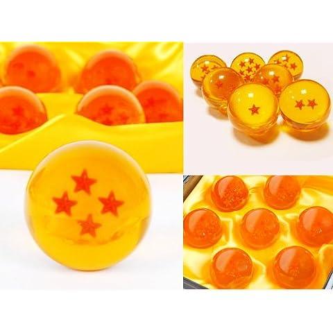 DragonBall Z - Caja con réplica de las 7 bolas de cristal