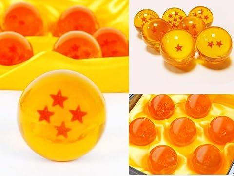 Dragon Ball Box - DragonBall Z - 7 Crystal Ball avec