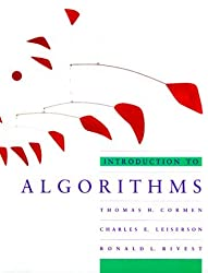 Introduction to Algorithms (Mit Electrical Engineering and Computer Science Series) by Ronald L. Rivest (1990-07-30)