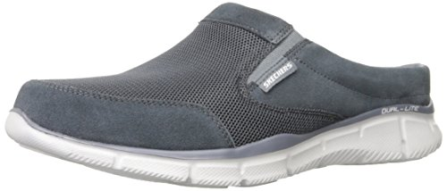 Skechers Equalizer-Coast to Coast Charcoal (39, Charcaol) - Skechers Mann Laufschuhe
