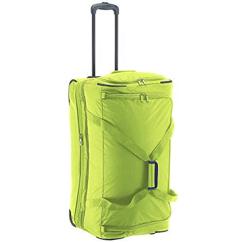 Travelite Basics Trolley Reisetasche 70 cm grün