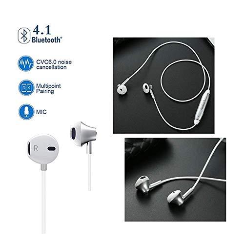 Ikakabek Cuffie Bluetooth Magnetiche 4.1 Auricolari Wireless Senza Fili  Stereo Sport con Microfono per iPhone ... 1d60d765203d