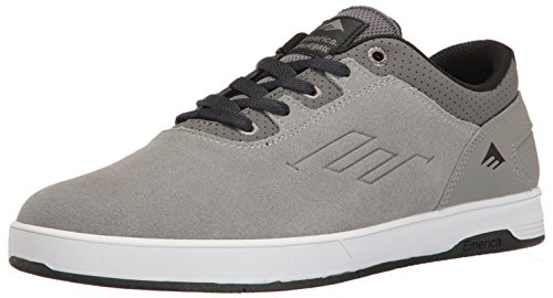 Emerica - Westgate Cc, Scarpe da skateboard Uomo Grey/grey
