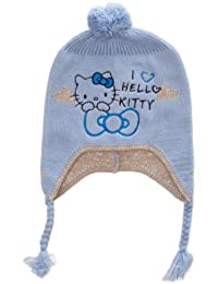 Hello Kitty H12F4071 Girl's Peruvian Hat