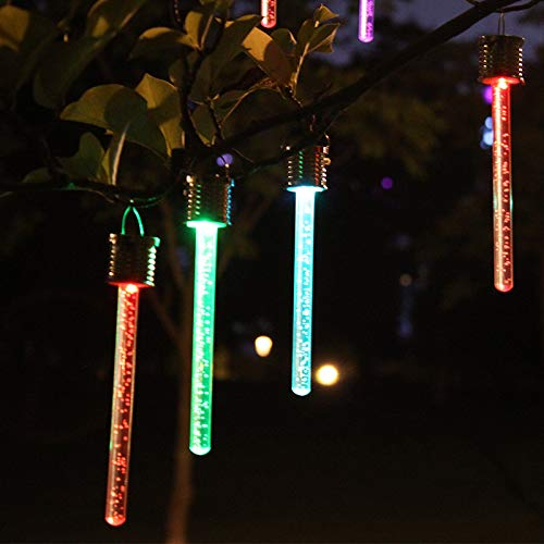 ette Acryl Wasserdichte LED Leuchter Party Dekoration Lichter (Weiß) ()