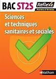 Sciences et techniques sanitaires et sociales Bac ST2S