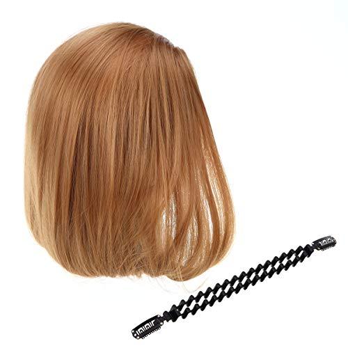 THE GURU SHOP Plasitc Hair Braid Maker Creating BOB Hair Roller Twist Clip Stick Long Hair Change Short Home DIY Hair Braiders Styling Tools