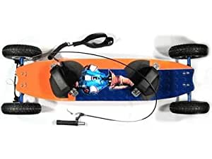 Pro Mountain Board 9.45x39 '- Skateboard Montagne - VTT