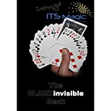 Bicycle Invisible Deck BLACK Edition
