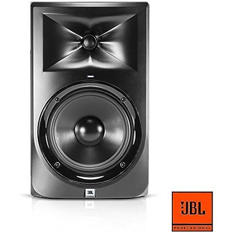 JBL LSR305 JBL monitor singolo da studio attivo a due vie Negozio Intermarket Hi-Fi Roma progettazione, vendita, installazione, assistenza tecnica di alta fedeltà, video, audio, accessori, musica liquida, DJ, Home Automation, Mobili. hifi online
