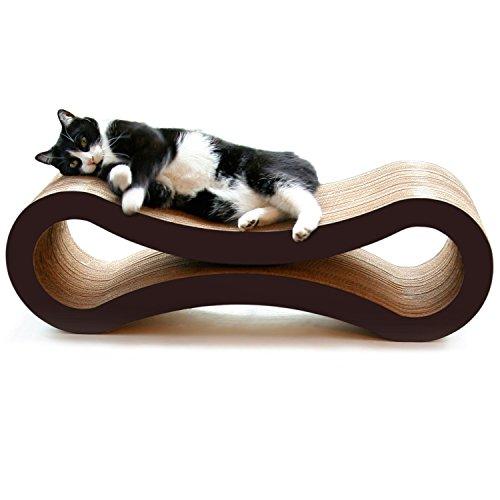 """PetFusion """"Lounge"""" Luxus-Kratzbaum für Katzen"""