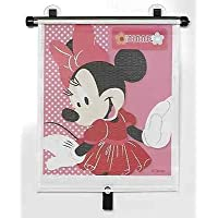 Disney Minnie Mouse Adjust and Lock Car Shade (Pack of 2)