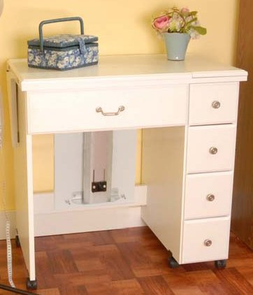 Mueble para m quina de coser tia em de arrow cabinets - Mueble para maquina de coser ...