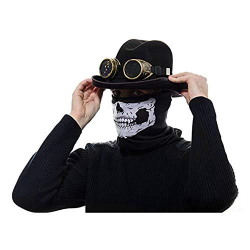 Sand Menschen Kostüm - tianxunh Maske Totenkopf Skull Maske Multifunktionstuch