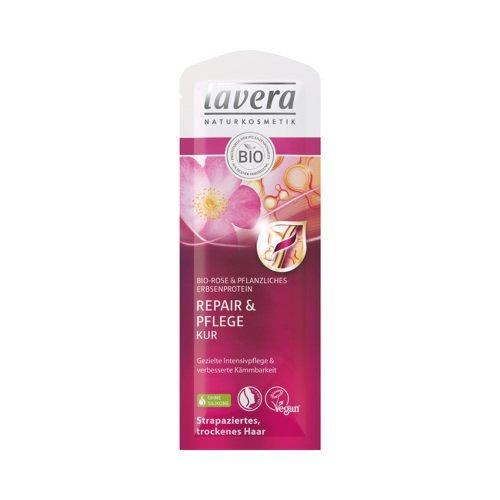 LAVERA Haar Repair & Pflege Kur 20 ml Milch